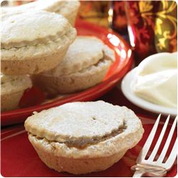 Our mince pies win a blind taste test by the WI