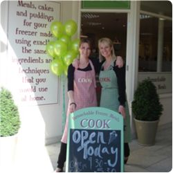 COOK gets a taste for the ocean (& opens in Jersey & Leigh-on-Sea)