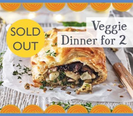 Veggie Dinner for 2