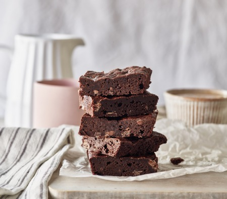 Gluten-free Belgian Chocolate Brownie