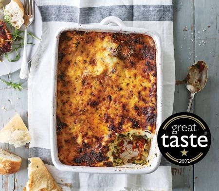 The Grand Roasted Vegetable Lasagne