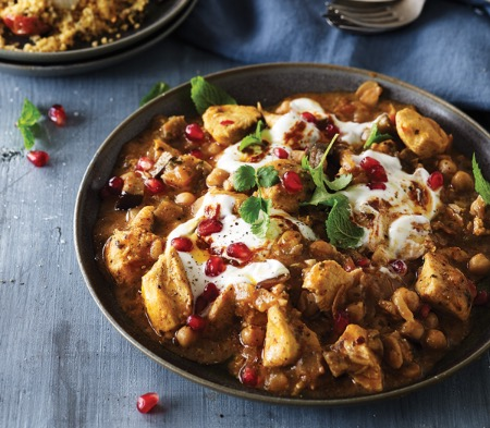 Moroccan Harissa Chicken