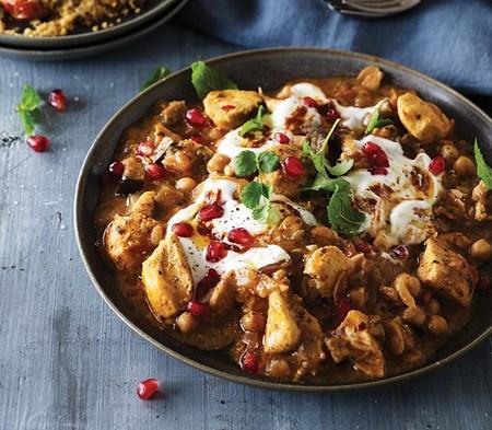 Spiced Harrissa Chicken