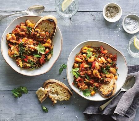 Spanish Bean Stew