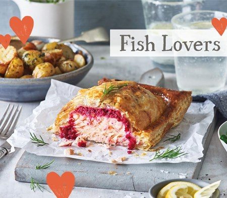 Fish Lovers for 2