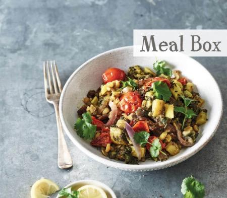Balanced Vegan Meal Box