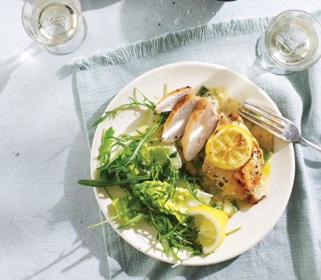 Tarragon & Lemon Chicken