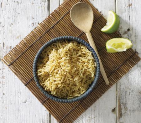 Coconut & Lime Leaf Rice