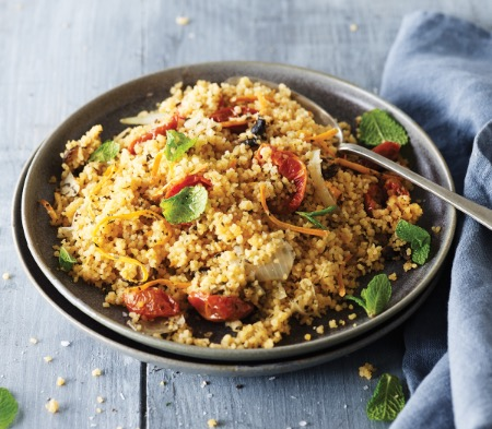 Minted Couscous