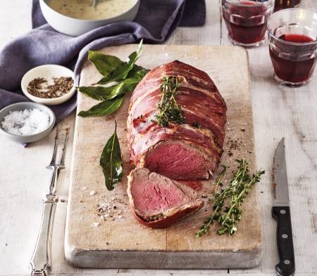 Beef Fillet & Béarnaise