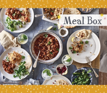Lamb Tagine Meal Box for 2