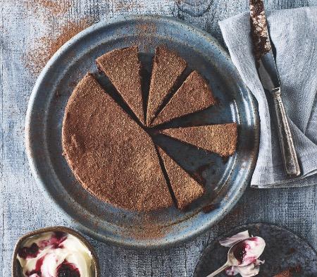 Chocolate & Almond Torte