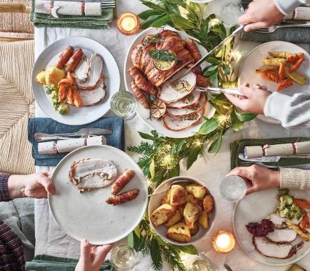 Christmas Dinner for 8