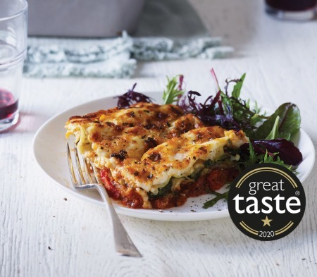 Roasted Vegetable Lasagne A Delicious Vegetarian Meal Cook