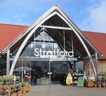 Super Concession in Stratford Garden Centre